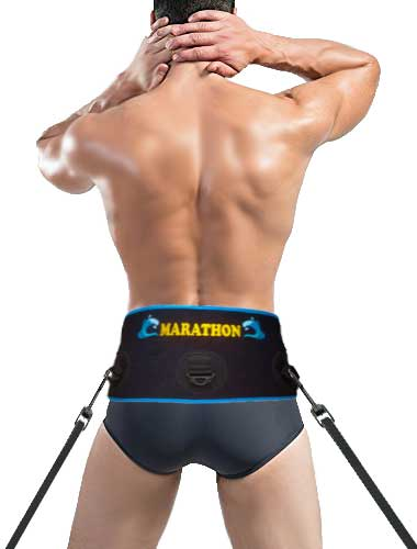 Static swim belt Model